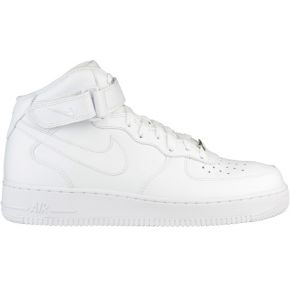 Baskets air force 1 mid 07 - 315123111. nike blanc